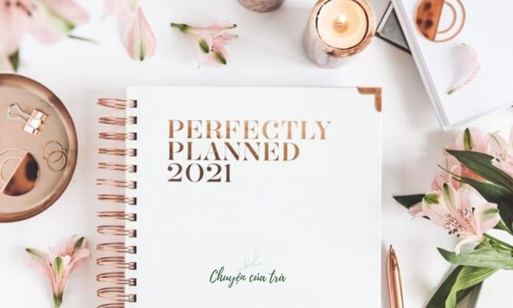 5 bước lập kế hoạch cho năm mới dành cho freelance writer