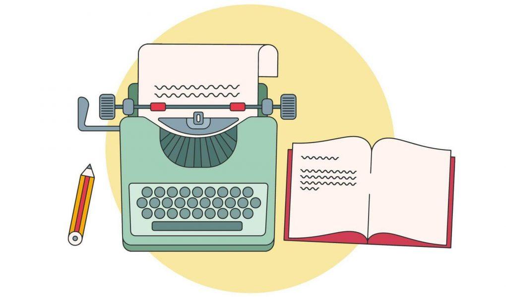 274363 typewriter vector gratuit vectoriel