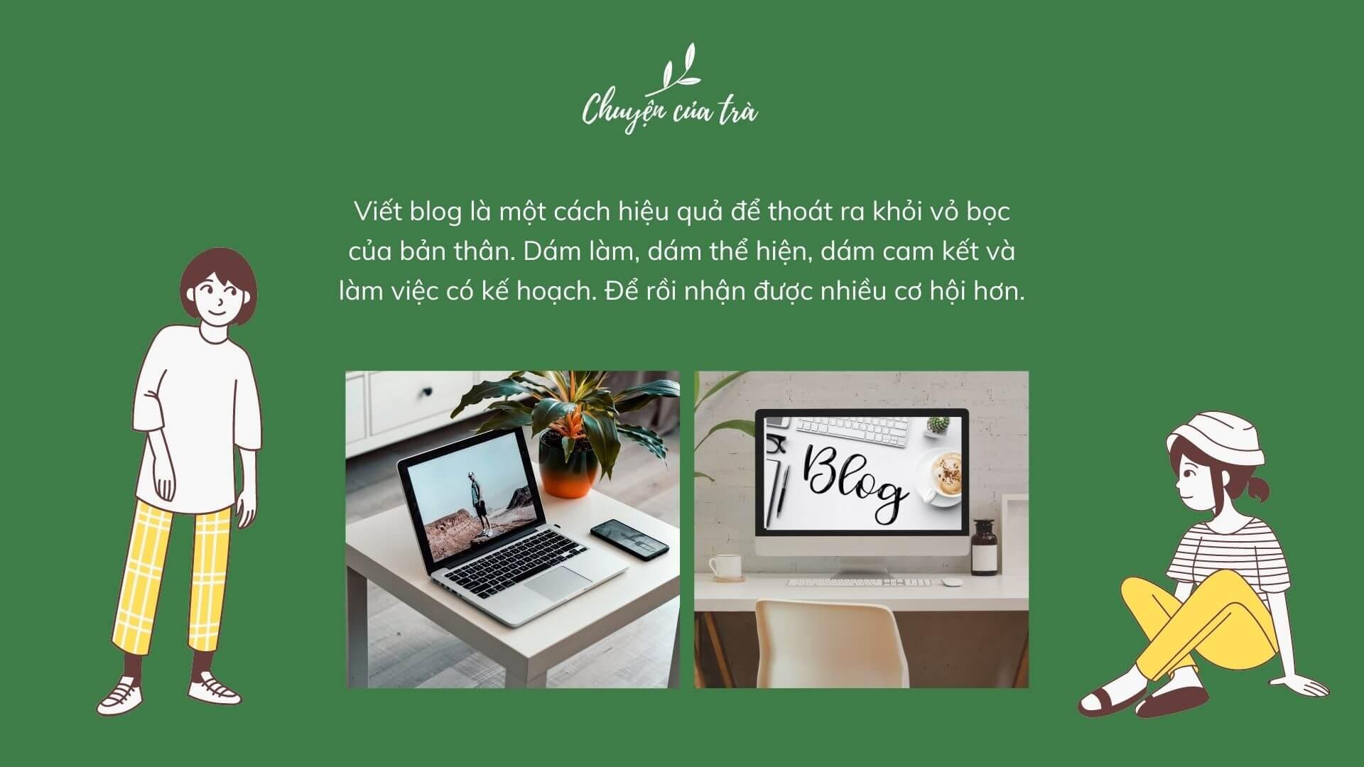 viết blog cá nhân 1
