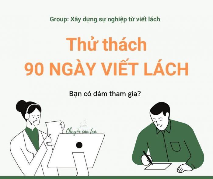 Group Xay dung su nghiep tu viet lach 1